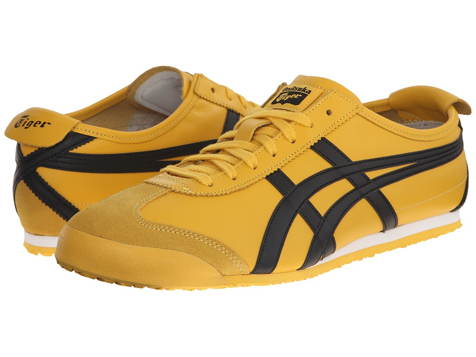 Onitsuka Tiger by Asics Mexico 66 (Yellow/Black) Shoes