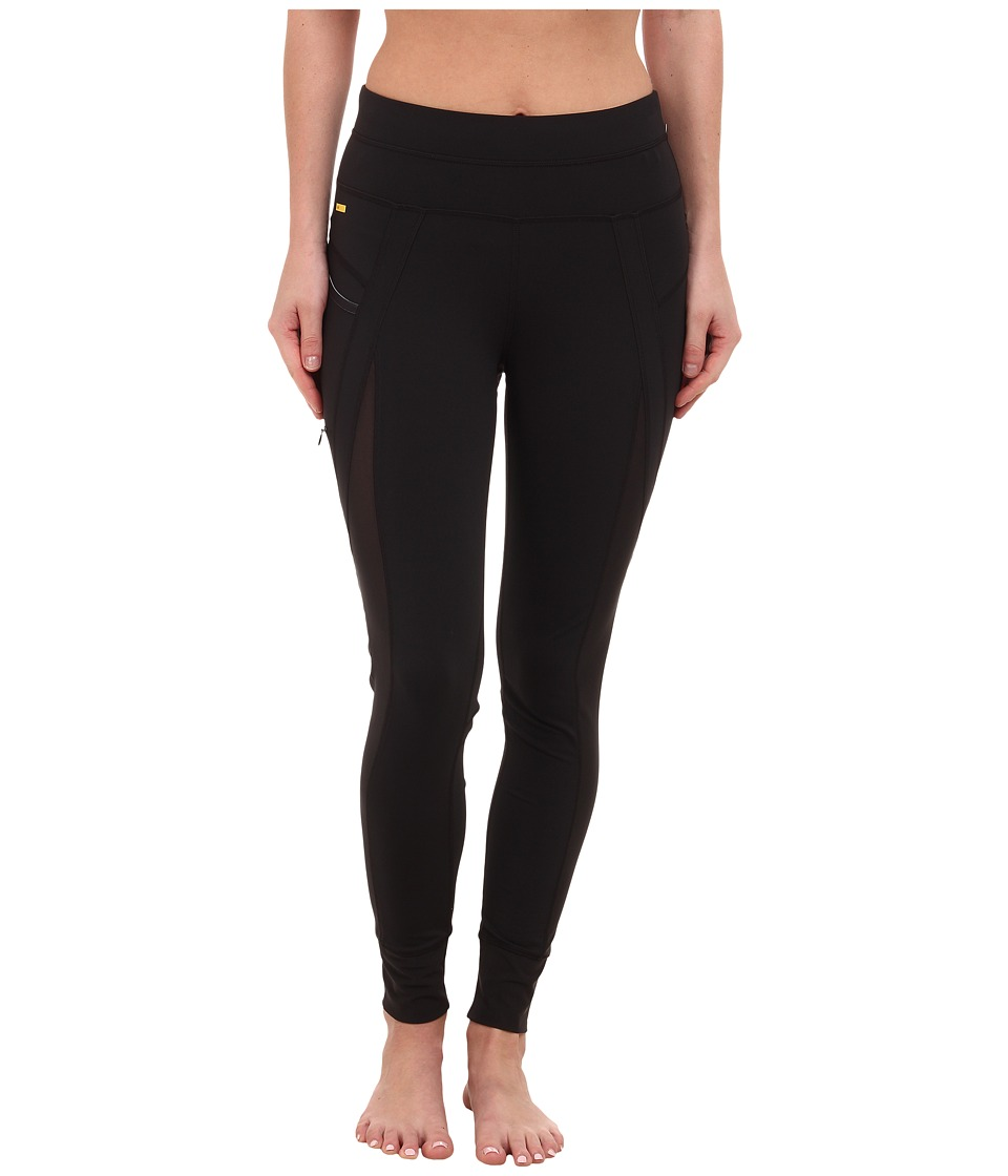 Lole - Burst Legging (Black 1) Womens Casual Pants