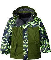 The North Face Kids - Abbit Triclimate® Jacket (Little Kids/Big Kids)