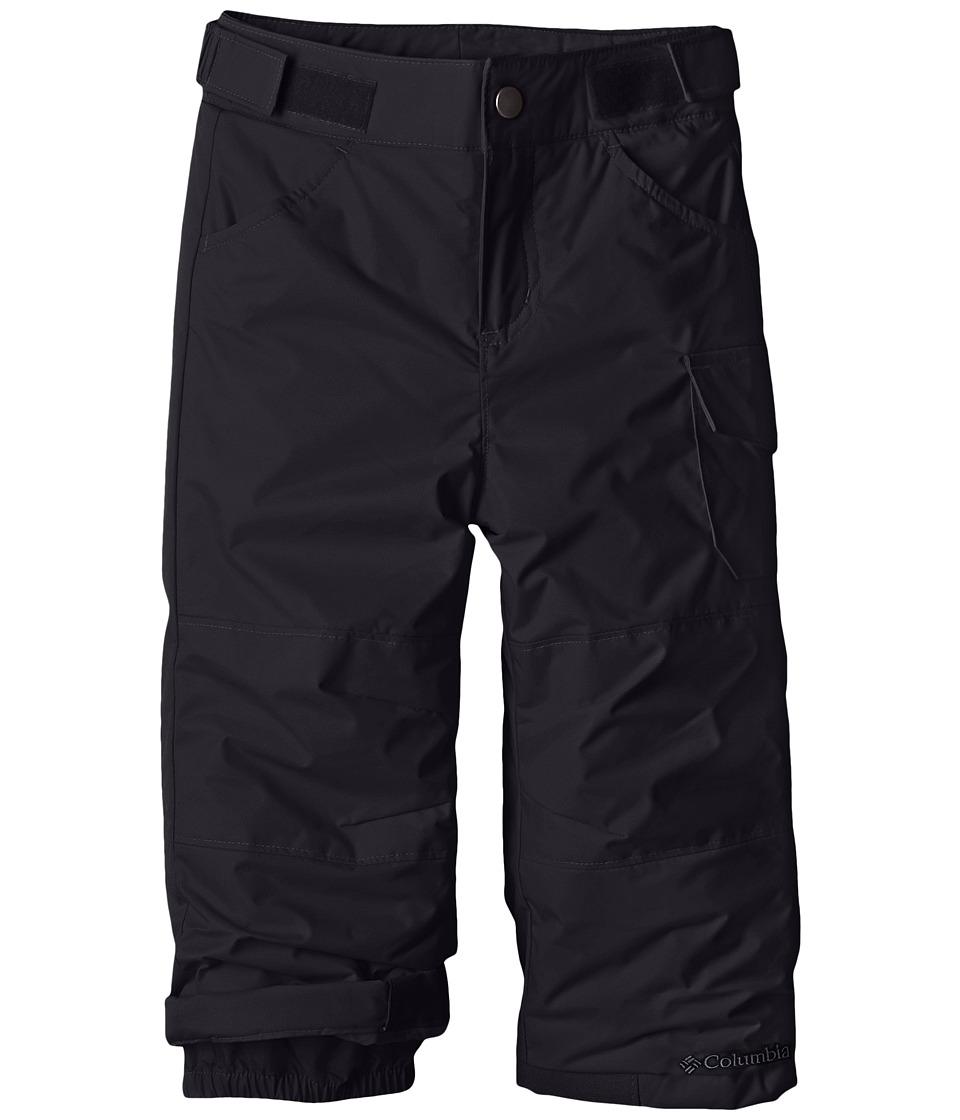 Columbia Kids - Starchaser Peaktm II Pants (Toddler) (Black) Kids Casual Pants