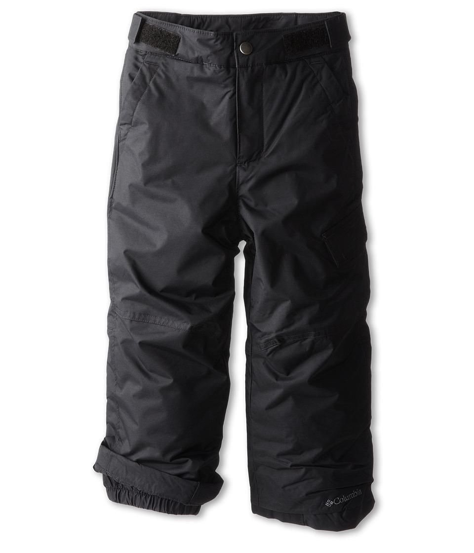 Columbia Kids - Ice Slopetm II Pants (Toddler) (Black) Kids Casual Pants