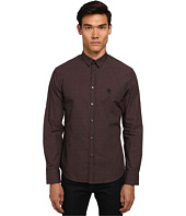 McQ - Harness Long Sleeve Button Up
