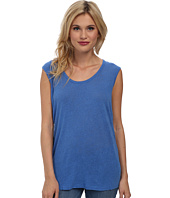 LAmade - Luxe Linen Cross Back Tank Top