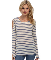 LAmade - Cruz Stripe Top with Arm Vents
