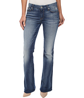 7 For All Mankind - A Pocket in Distressed Authentic Light