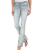 7 For All Mankind - Kimmie Boot in Slim Illusion Bright Ice Blue