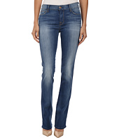7 For All Mankind - Skinny Boot in Brilliant Azure