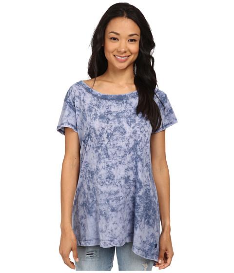 Vans - Whispering Wind Tunic Tee (Bleach Out) Women's T Shirt