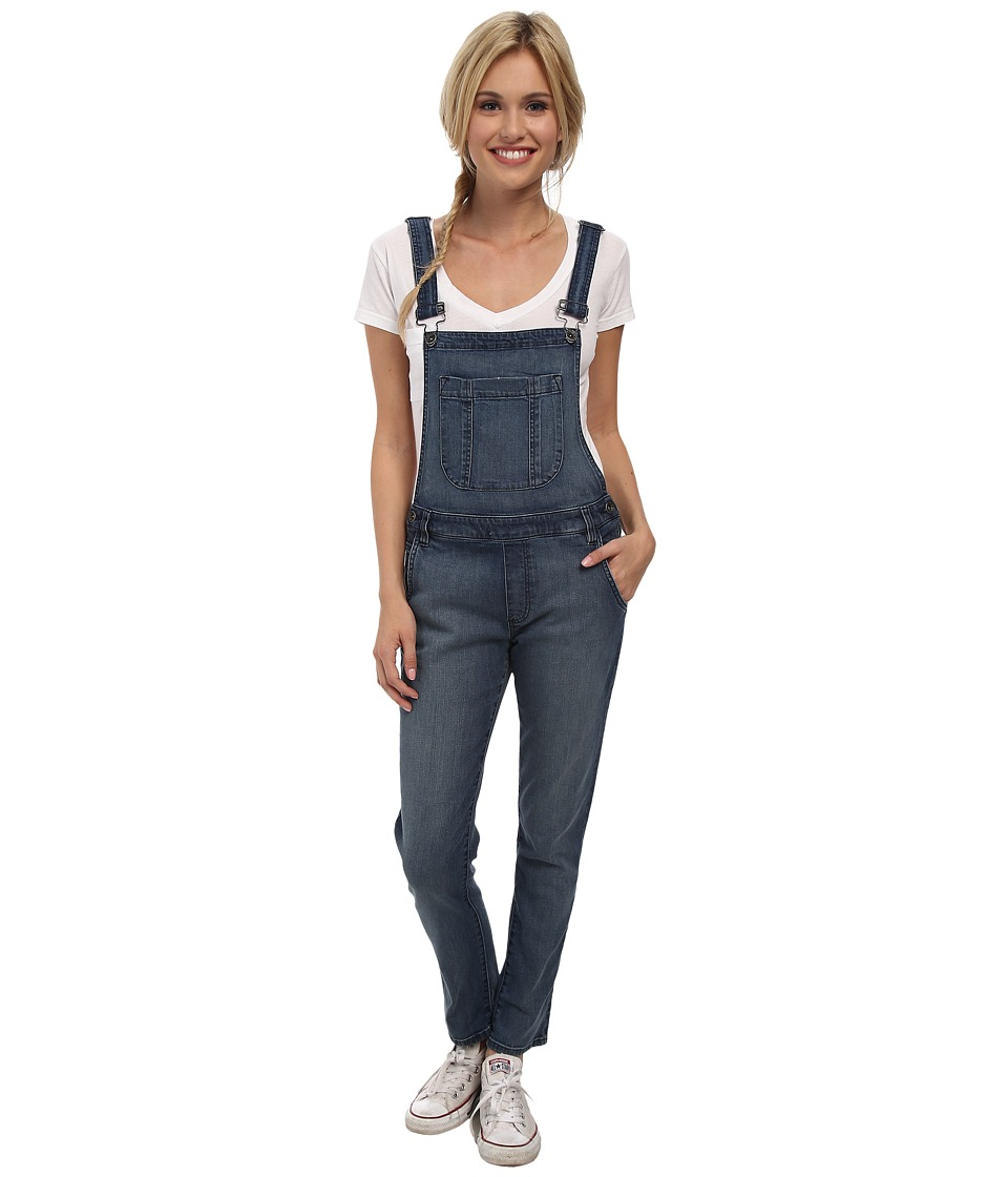 Vans Skinny Overall (Used Class) Women's Overalls One Piece