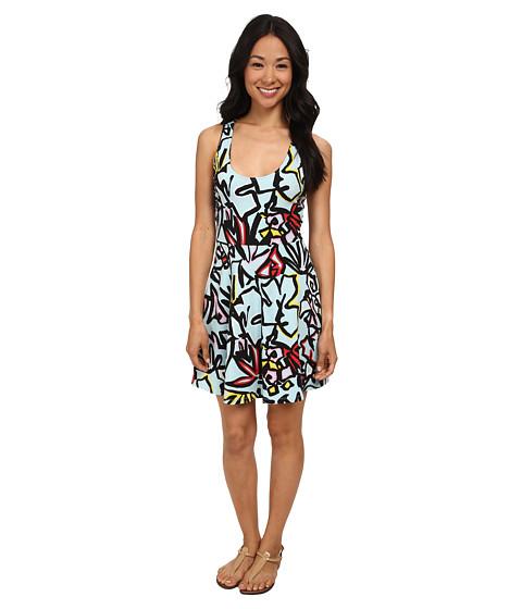 Vans - Love Triangle Dress (Blue Glow) Women's Dress