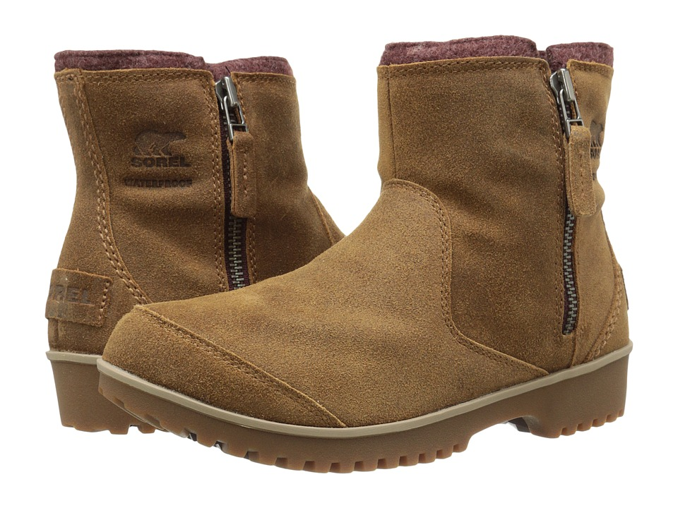 SOREL - Meadow Zip (Elk) Women