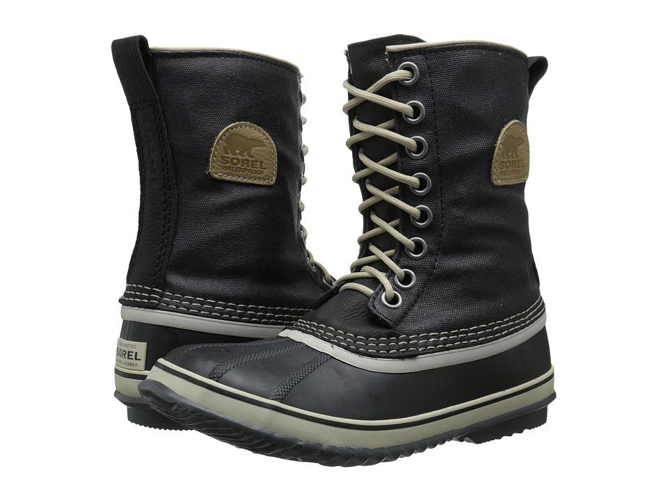 SOREL - 1964 Premiumtm CVS (Black/Fossil) Womens Boots