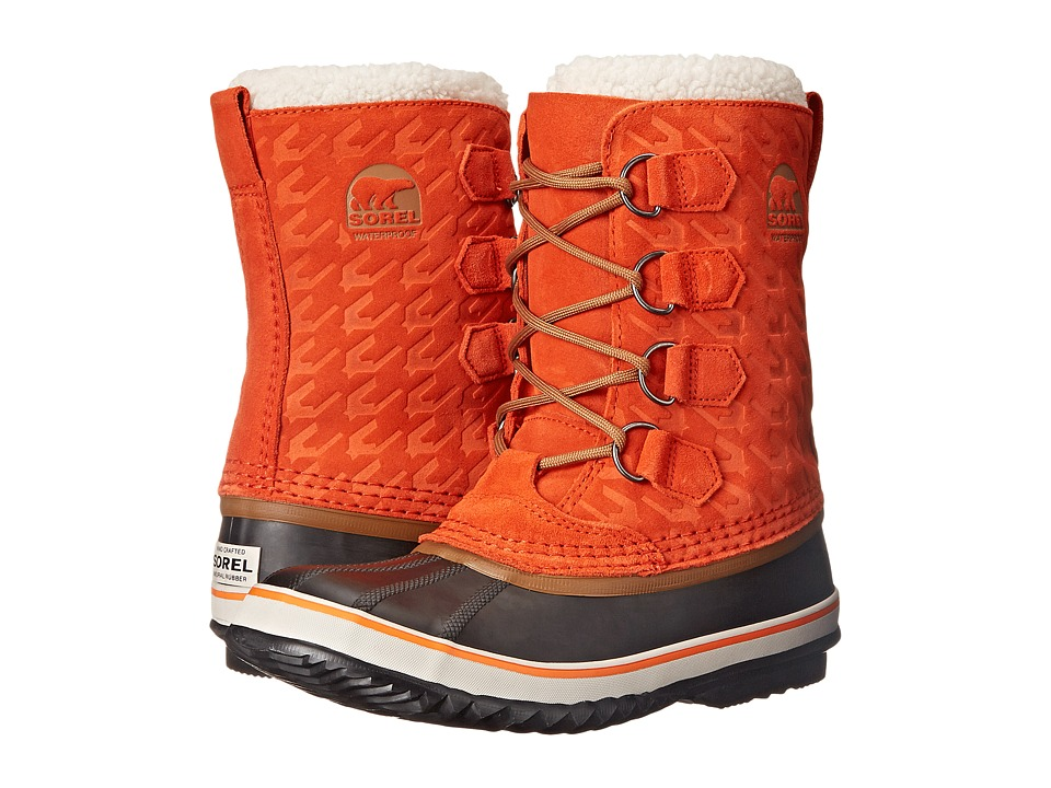 SOREL - 1964 Pac Graphic 15 (Bonfire/Black) Women