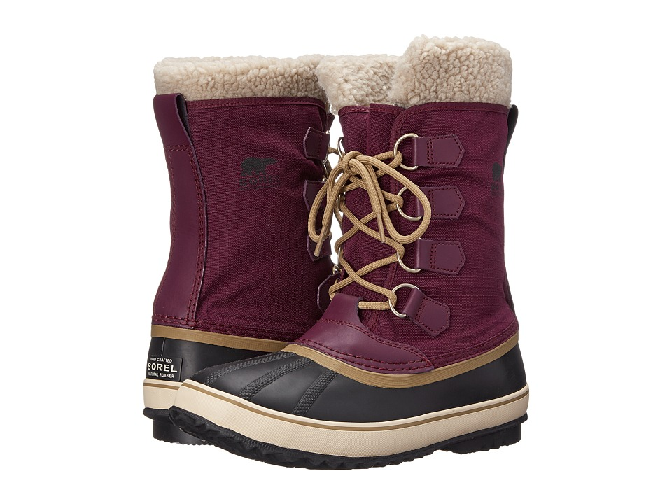SOREL Winter Carnival (Purple Dahlia/Black) Women