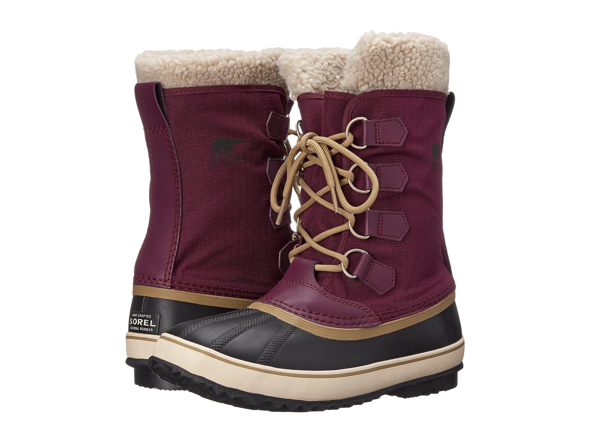 Sorel Winter Boots Size 15 | Santa Barbara Institute for ...