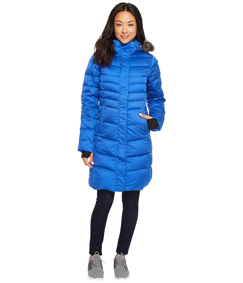 Lole Katie Jacket (Blue Mountain) Women's Coat