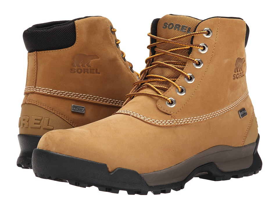 SOREL - Paxson 6 Outdry (Buff/Major) Men