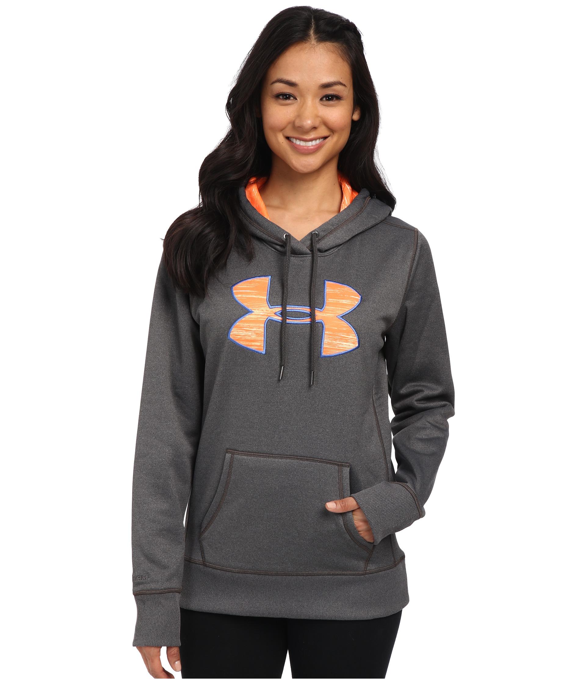 cheap under armour jackets women orange cdd1a3707