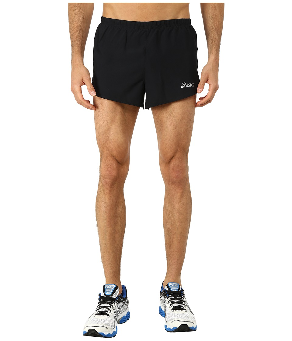 ASICS Split Shorts 3 (Performance Black) Men