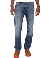 Mavi Jeans - Zach Regular Rise Straight Leg in Mid Yaletown Vintage