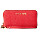 MICHAEL Michael Kors Jet Set Travel Large Coin Mlt Funt Phone Case