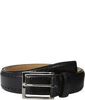 Cole Haan - 35mm Feather Edge Stitch Strap w/ Perf