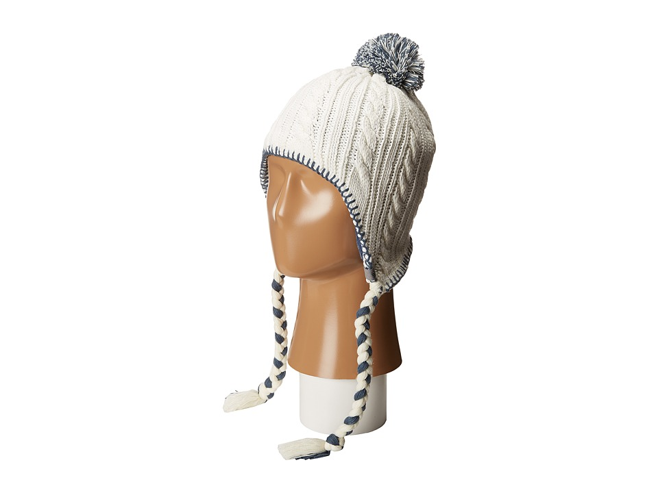 Mountain Hardwear - Pillow Drift Beanie (White / Mountain) Knit Hats