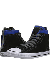 Converse Kids - Chuck Taylor® All Star® Zipback Hi (Little Kid/Big Kid)