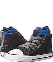 Converse Kids - Chuck Taylor® All Star® Zipback Hi (Infant/Toddler)
