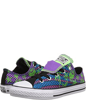 Converse Kids - Chuck Taylor® All Star® American Icon Double Tongue Ox (Little Kid/Big Kid)
