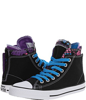 Converse Kids - Chuck Taylor® All Star® Animal Color Zipback Hi (Little Kid/Big Kid)
