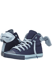 Converse Kids - Chuck Taylor® All Star® Monochrome Bow Back Hi (Little Kid/Big Kid)