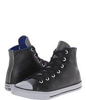 Converse Kids - Chuck Taylor® All Star® Leather Mix Hi (Little Kid/Big Kid)