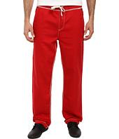 True Religion - Contrast Wide Leg Big T Sweatpants
