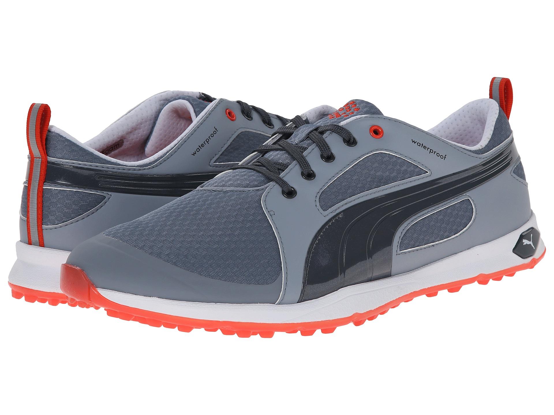 Puma Men S Biofly Mesh Golf Shoe