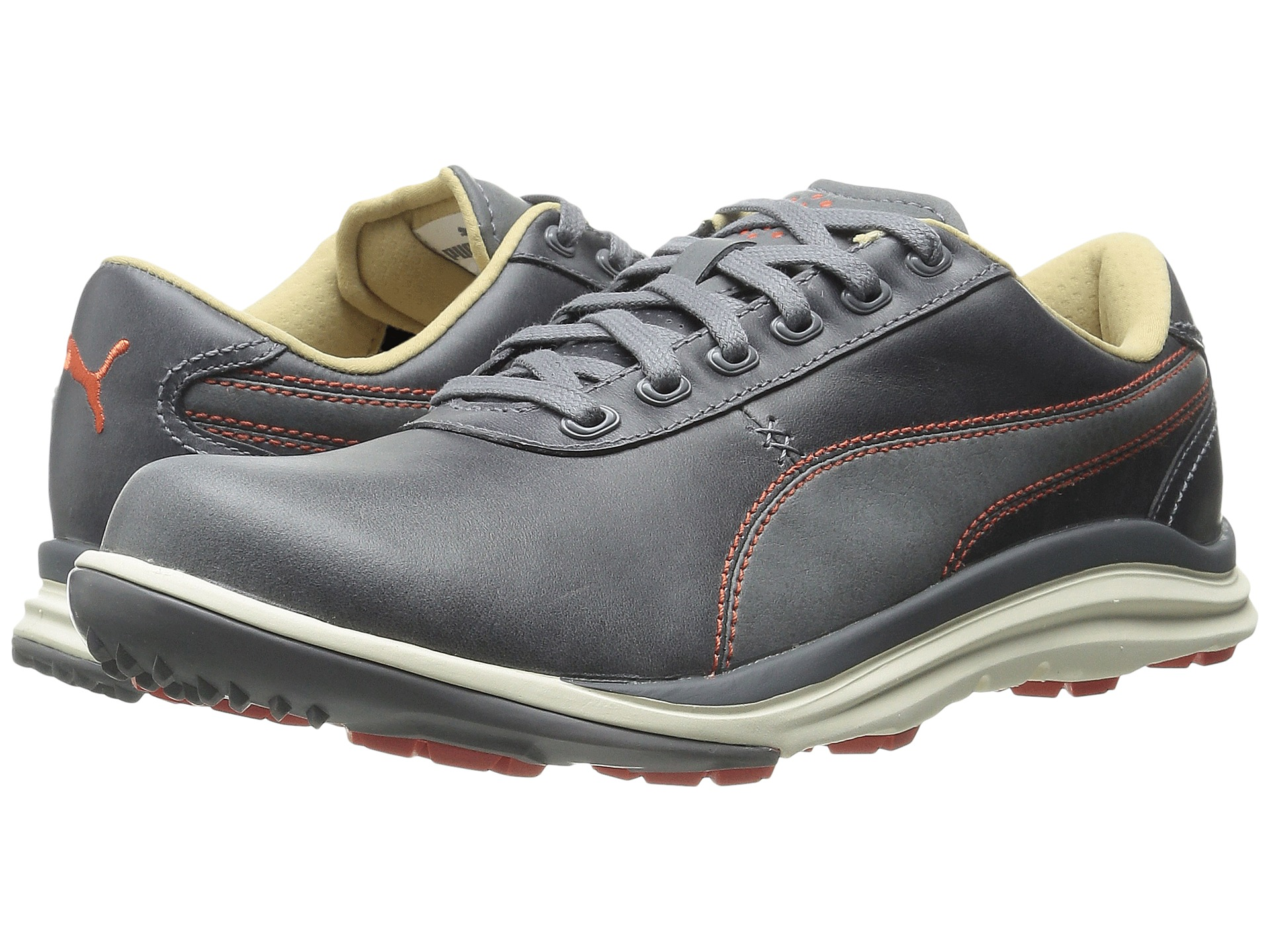 puma golf biodrive leather