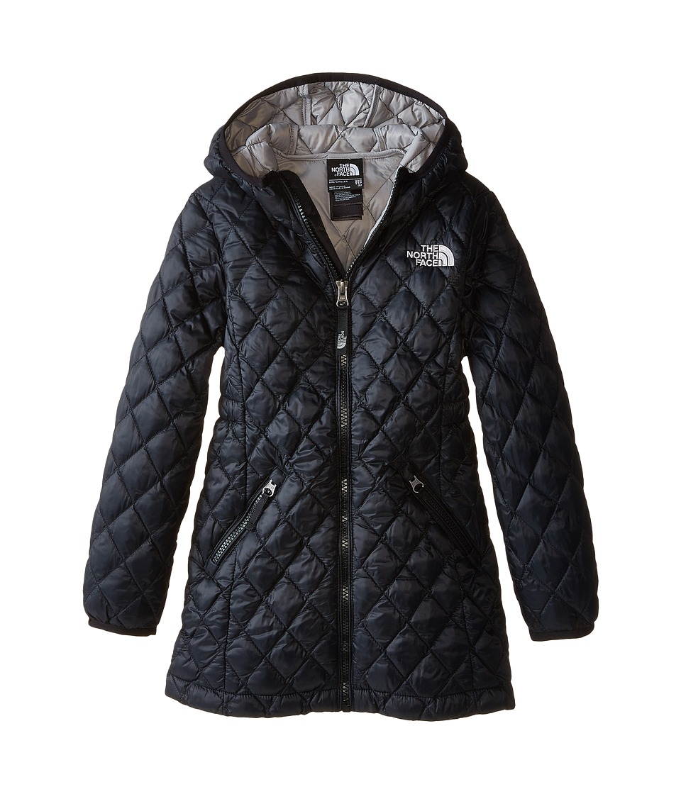 The North Face Kids - ThermoBall Parka (Little Kids/Big Kids) (TNF Black) Girl's Coat