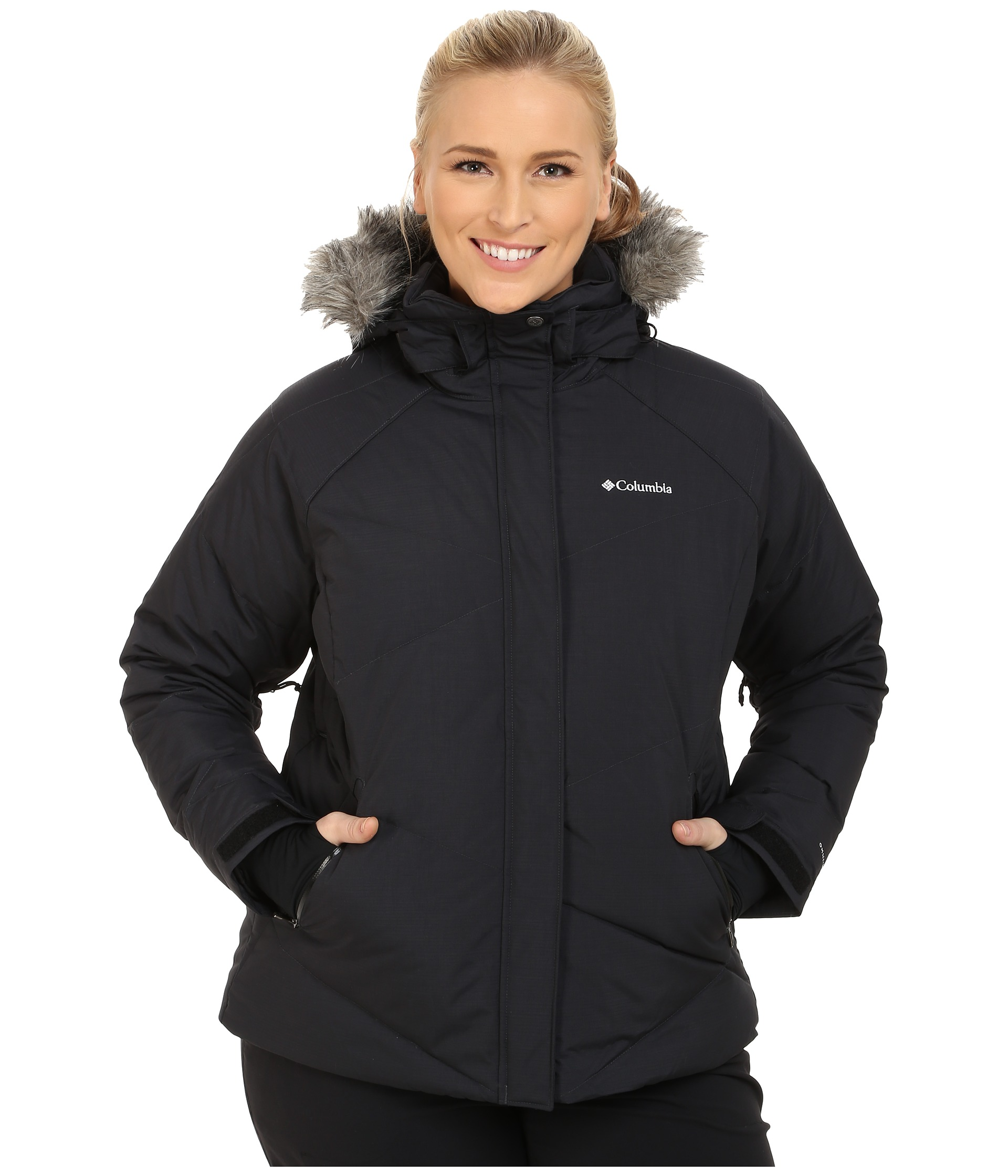 Columbia Plus Size Lay D Down™ Jacket at 6pm.com