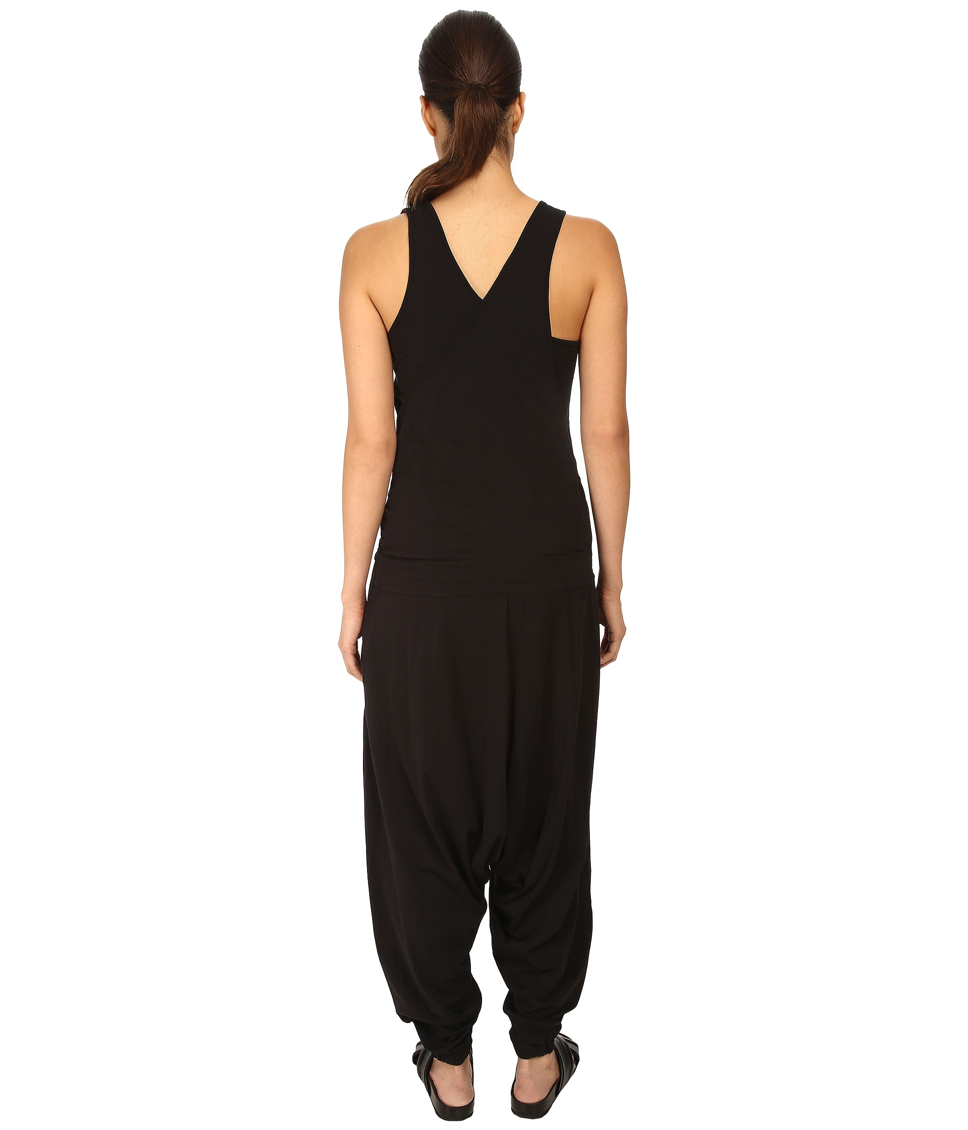 Excellent Lyst - Adidas Originals Stage Striped Jumpsuit In Black