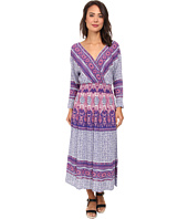 Free People - Printed Rayon Shes A Lady Dress