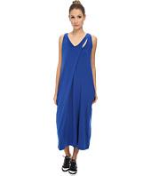 adidas Y-3 by Yohji Yamamoto - Jersey Asymmetrical Dress