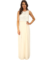 BCBGeneration - Pleated Dress with PU Body
