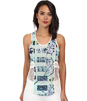 BCBGeneration - Trim Piped Tank Top