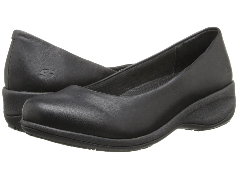 SKECHERS Work Mina (Black) Women
