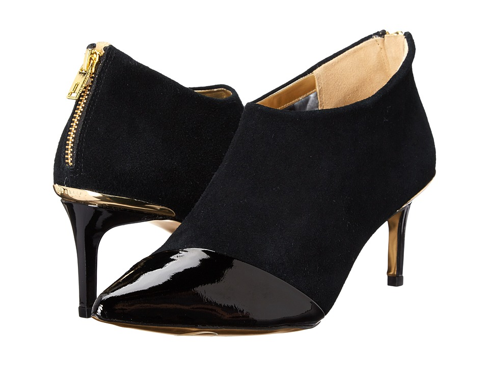 Ted Baker Cirby Black Suede Womens Shoes