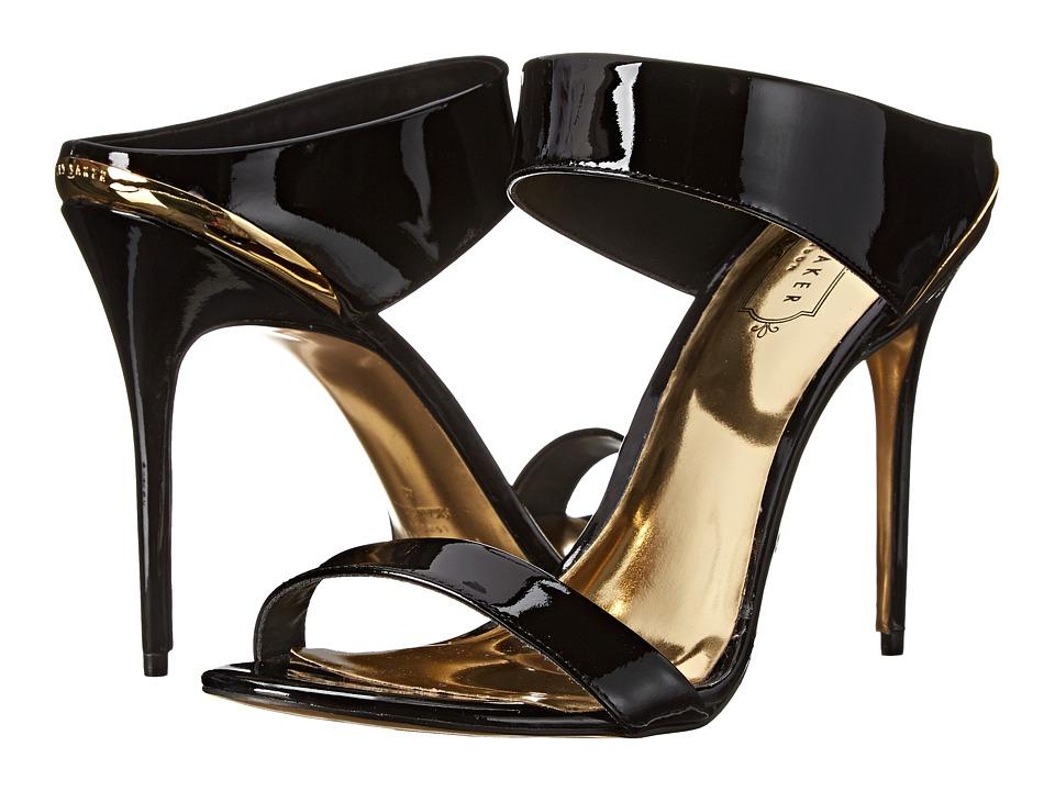 Ted Baker Chablise Black Patent High Heels