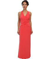 Laundry by Shelli Segal - Crisscross Front & Back Jeresey Gown