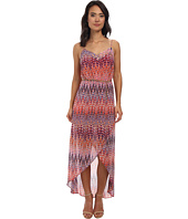 Laundry by Shelli Segal - Sparkler Georgette Tulip Hem Maxi