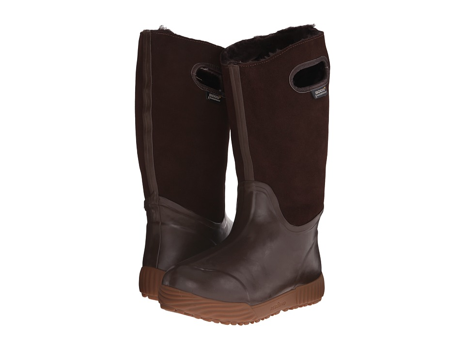 Bogs - Prairie Tall (Brown) Women