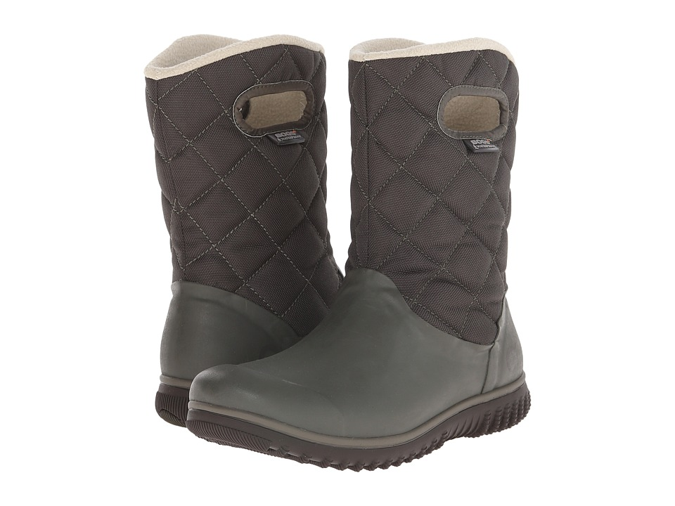 Bogs - Juno Mid (Dark Green) Women